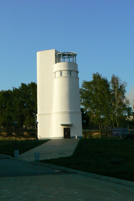 Детский астрофизический центр в Новосибирске